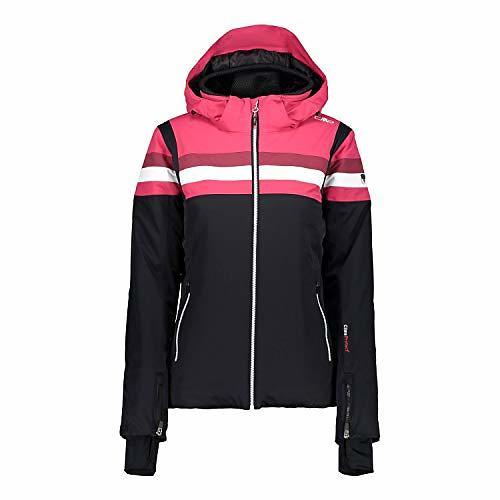 CMP Zip Hood 38W0806 Jacket (Donna)