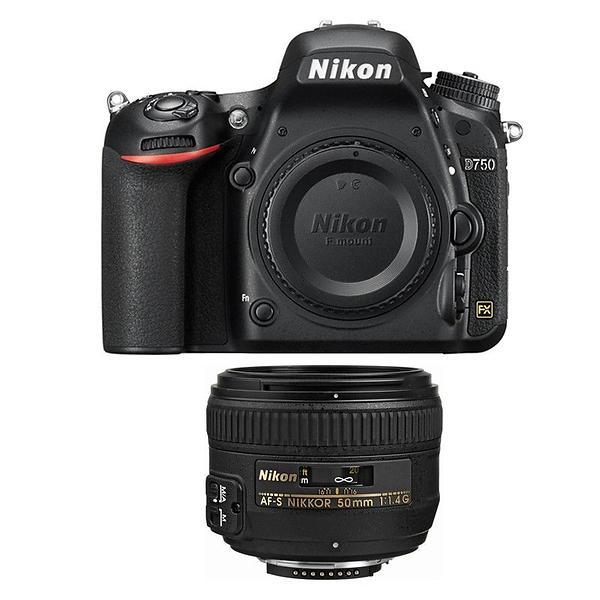 Nikon D750 + 50/1,8 G