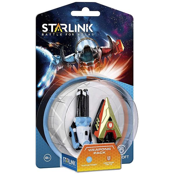 Ubisoft Starlink Weapon Pack - Hail Storm + Meteor
