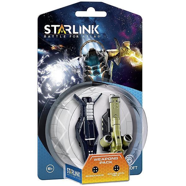 Ubisoft Starlink Weapon Pack - Shockwave + Gauss