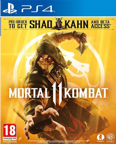 Bild på Mortal Kombat 11 (PS4) från Prisjakt.nu