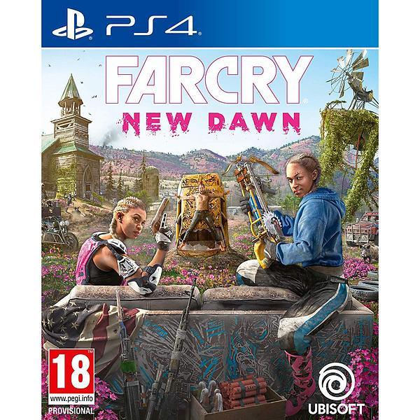 Bild på Far Cry: New Dawn (PS4) från Prisjakt.nu