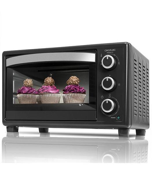 Cecotec Cecomix Bake&Toast 550 (Nero)