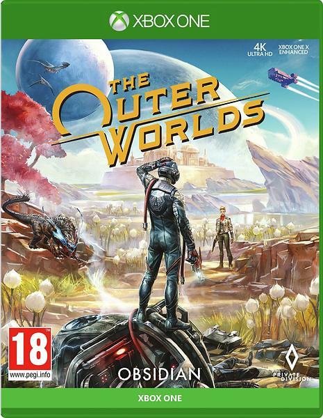 Bild på The Outer Worlds (Xbox One) från Prisjakt.nu