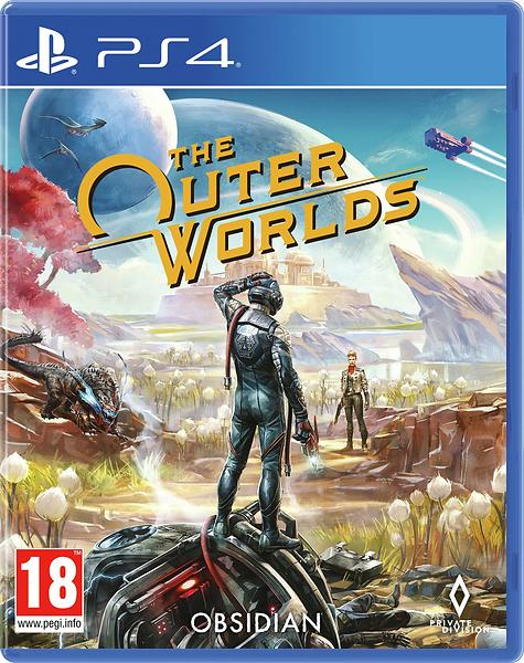 Bild på The Outer Worlds (PS4) från Prisjakt.nu