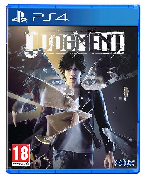 Bild på Judgment (PS4) från Prisjakt.nu