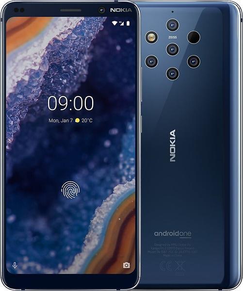 Bild på Nokia 9 PureView Dual SIM från Prisjakt.nu