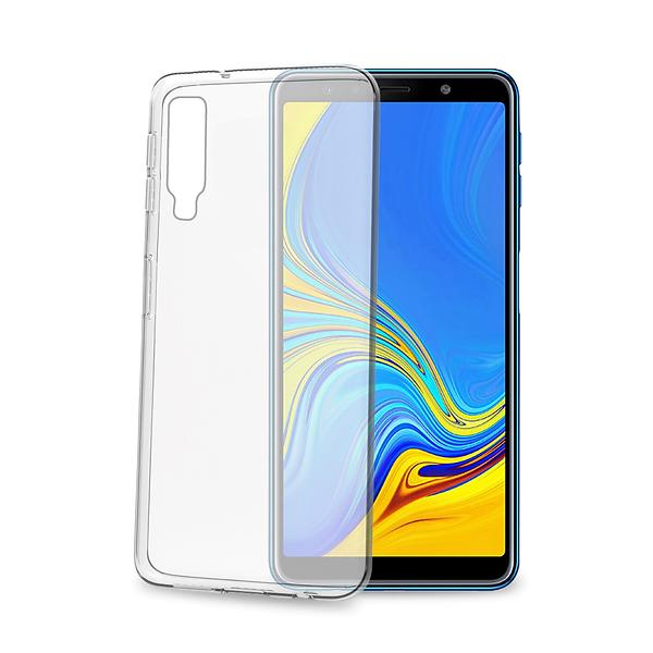 Celly TPU Case for Samsung Galaxy A7 2018