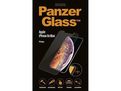 PanzerGlass Case Friendly Privacy Screen Protector for iPhone XS Max