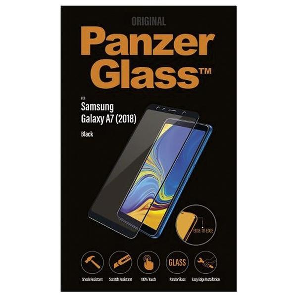 PanzerGlass Screen Protector for Samsung Galaxy A7 2018