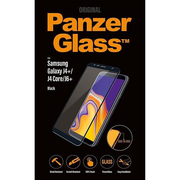 PanzerGlass Screen Protector for Samsung Galaxy J4 Plus/J4 Core/J6 Plus