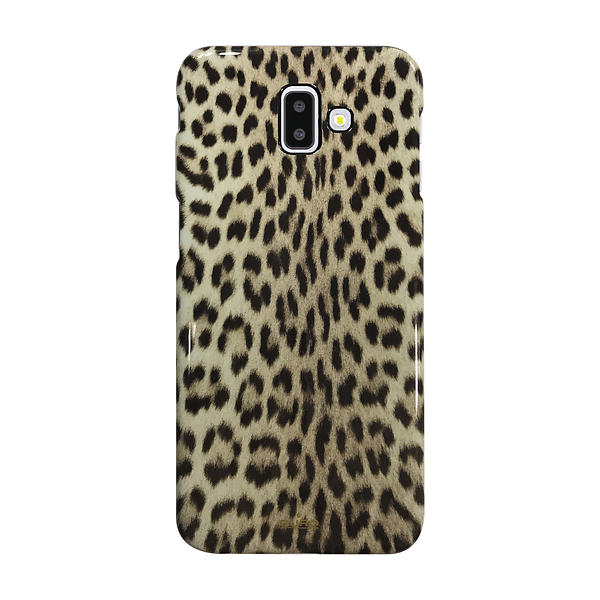 Puro Leopard Case for Samsung Galaxy J6 Plus