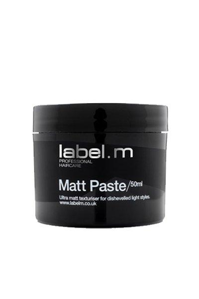 best hair styling paste best deals on label m matt paste 50ml hair styling 1179 | 502914