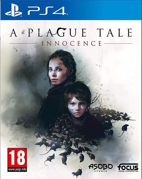 Bild på A Plague Tale: Innocence (PS4) från Prisjakt.nu