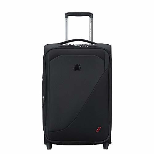 Delsey New Destination 2 ruote espandibile valigia trolley bagaglio a mano 55cm