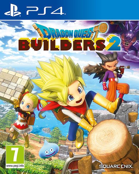 Bild på Dragon Quest: Builders 2 (PS4) från Prisjakt.nu