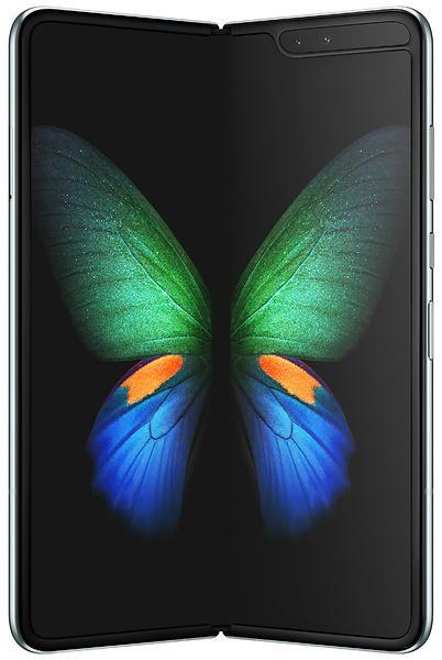 Bild på Samsung Galaxy Fold SM-F900F från Prisjakt.nu