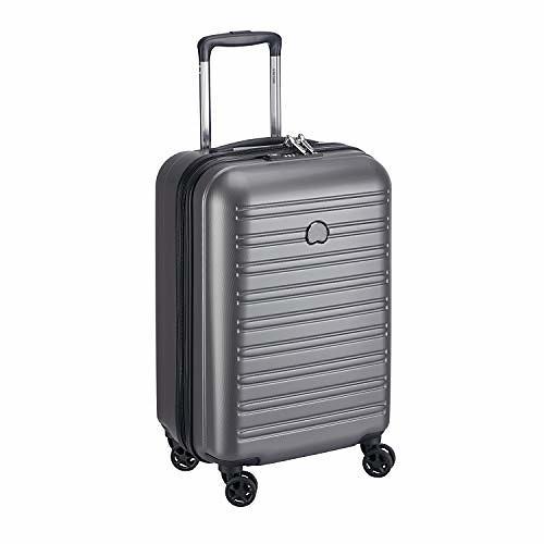 Delsey Segur 2.0 4 Double ruote valigia trolley bagaglio a mano 55cm