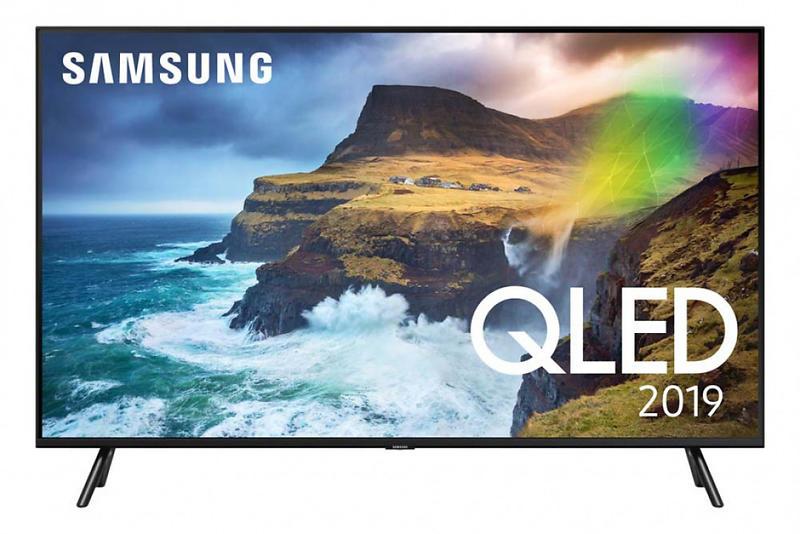 Bild på Samsung QLED QE55Q70R från Prisjakt.nu