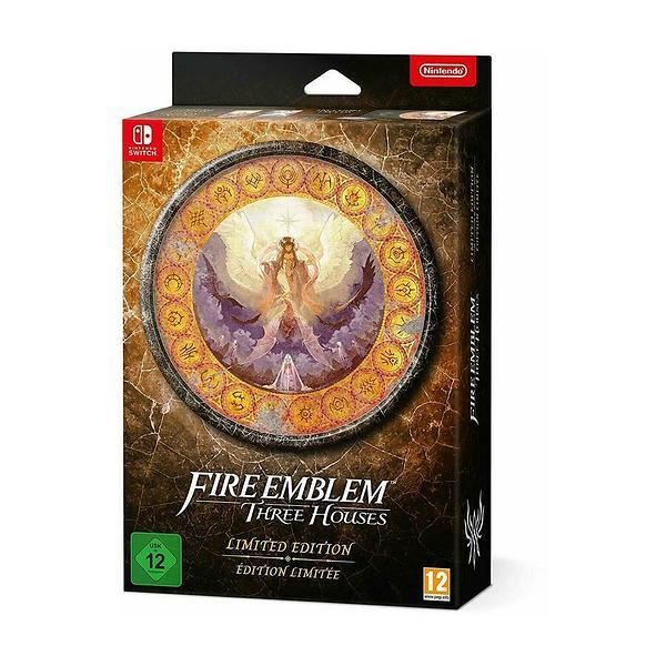 Bild på Fire Emblem: Three Houses - Limited Edition (Switch) från Prisjakt.nu