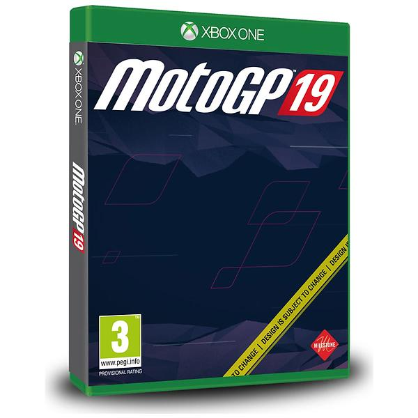 Bild på MotoGP 19 (Xbox One) från Prisjakt.nu