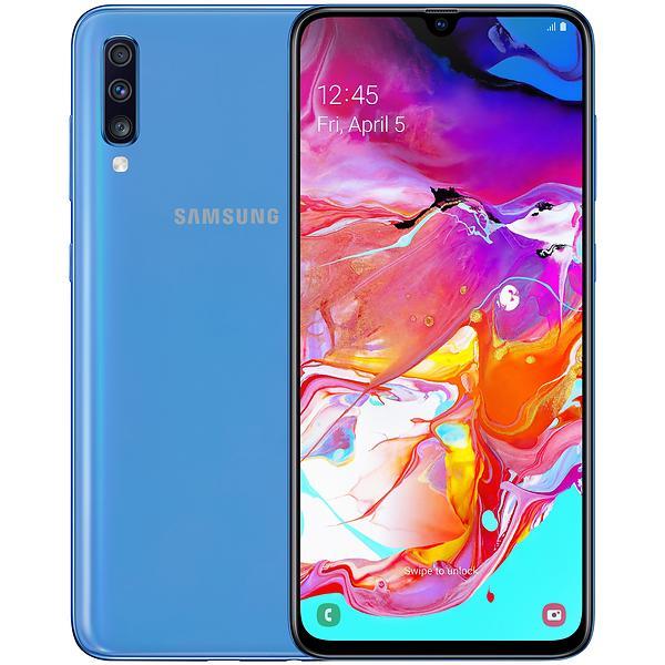Bild på Samsung Galaxy A70 SM-A705F/DS 128GB från Prisjakt.nu