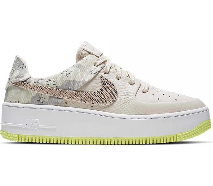 promo code 3f10d e124d Nike Air Force 1 Sage Low Premium Camo (Women's)