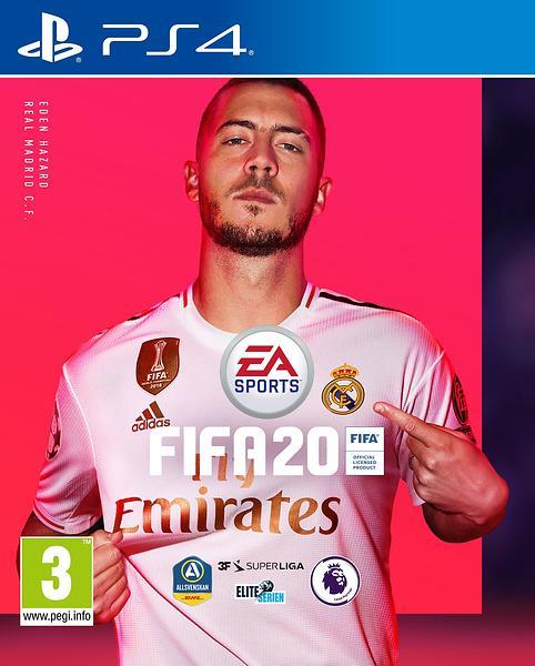 Bild på FIFA 20 (PS4) från Prisjakt.nu