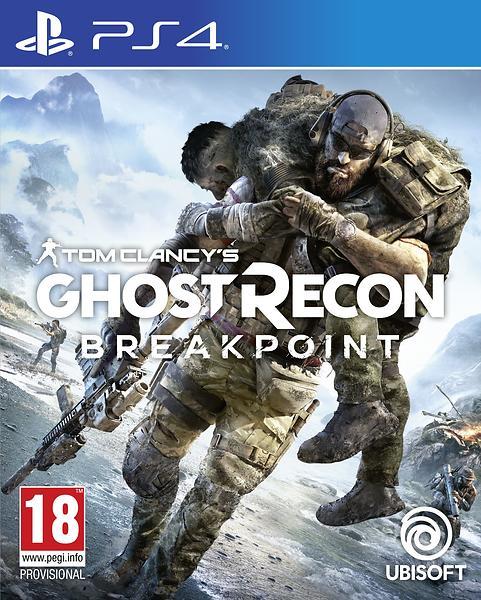 Bild på Tom Clancy's Ghost Recon: Breakpoint (PS4) från Prisjakt.nu