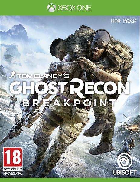 Bild på Tom Clancy's Ghost Recon: Breakpoint (Xbox One) från Prisjakt.nu