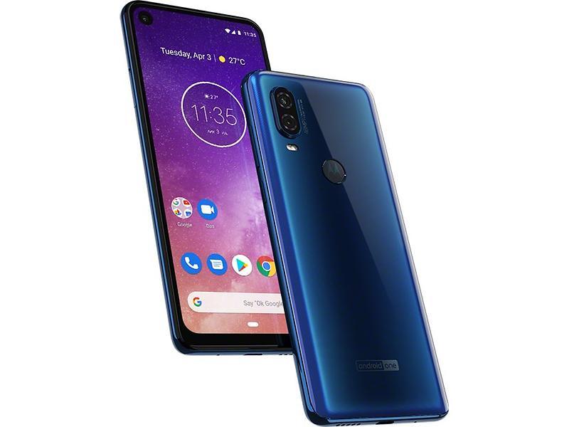 Bild på Motorola One Vision från Prisjakt.nu