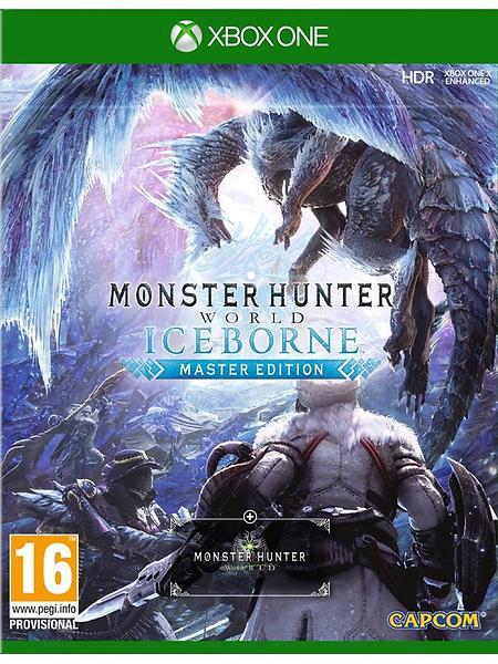 Bild på Monster Hunter World - Iceborne Master Edition (Xbox One) från Prisjakt.nu
