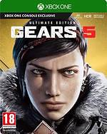 Bild på Gears 5 - Ultimate Edition (Xbox One) från Prisjakt.nu