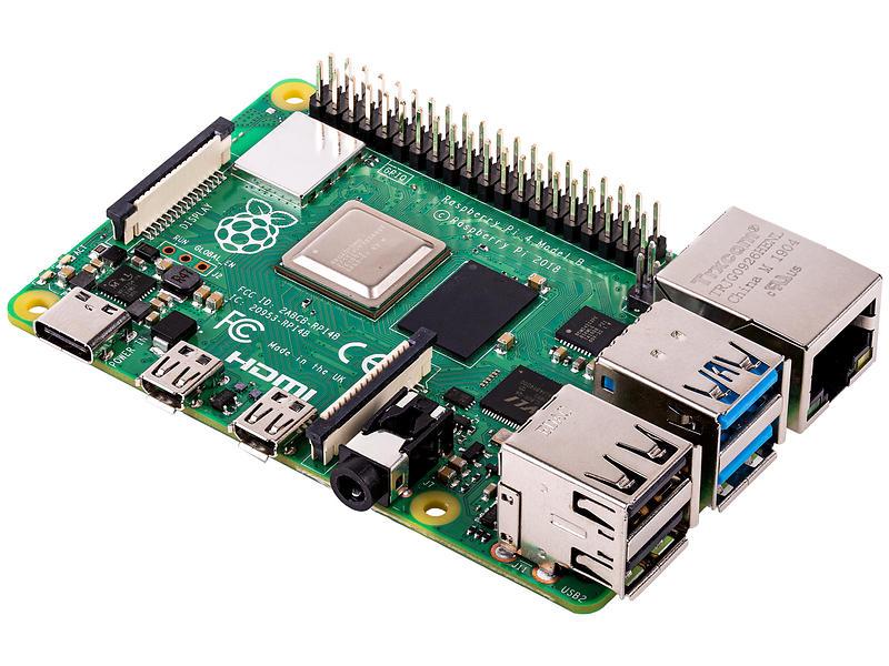 Bild på Raspberry Pi 4 Model B 4GB från Prisjakt.nu