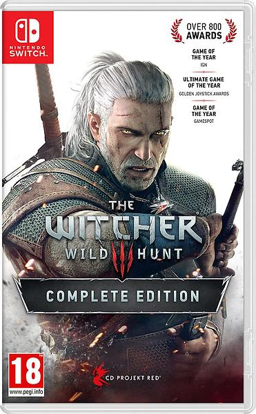 Bild på The Witcher 3: Complete Edition (Switch) från Prisjakt.nu