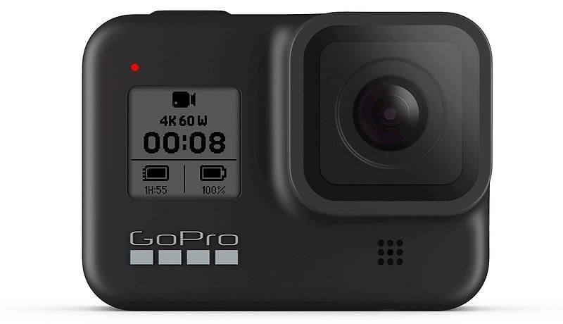 Bild på GoPro Hero8 Black från Prisjakt.nu