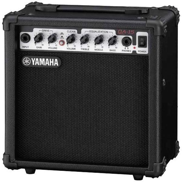 best deals on yamaha ga 15 guitar amplifier compare prices on pricespy. Black Bedroom Furniture Sets. Home Design Ideas