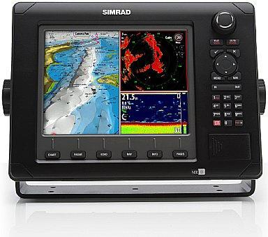 Best deals on simrad nse8 fish finder chartplotter for Simrad fish finder