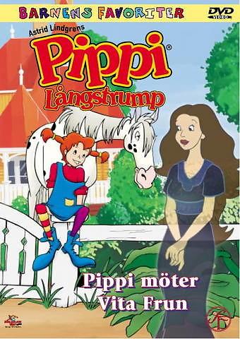 Best pris på Pippi Långstrump: Pippi Möter Vita Frun DVD-film - Sammenlign priser hos Prisjakt