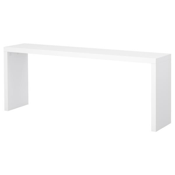 Jämför priser på IKEA Avlastningsbord Malm 36x125cm Sidobord& avlastningsbord Hitta bästa