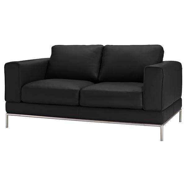 Jämför priser på IKEA Arild Läder (2 sits) Soffa Hitta bästa pris på Prisjakt
