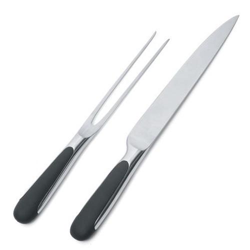 Carving Knives Product: Best Deals On Alessi Carving Knife Set 1 Knife (2) Kitchen