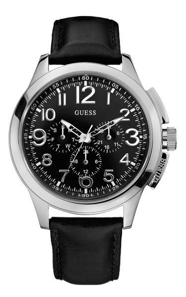 Guess Men Dress Steel W10562G3