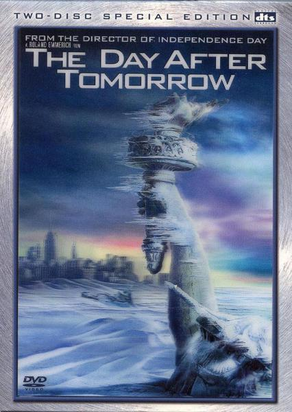 the day after tomorrow film review