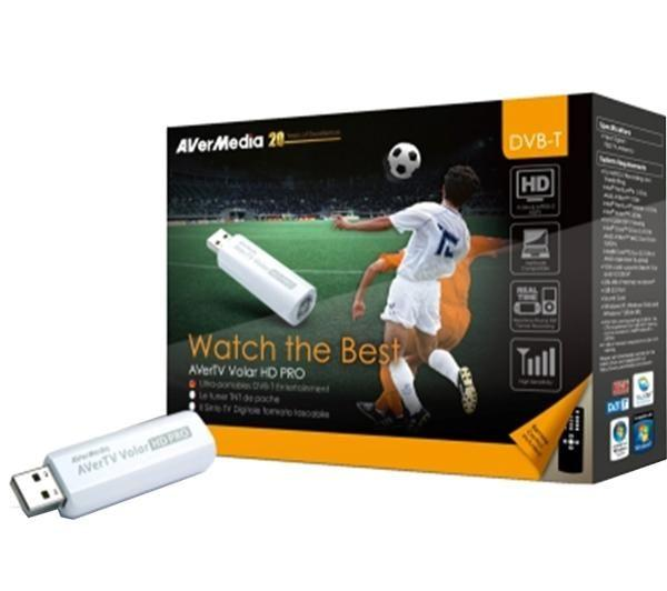 AVerMedia AVerTV Volar HD Pro (A835-PRO)