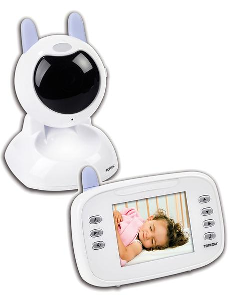 best deals on topcom babyviewer 4500 baby monitor compare prices on pricespy. Black Bedroom Furniture Sets. Home Design Ideas