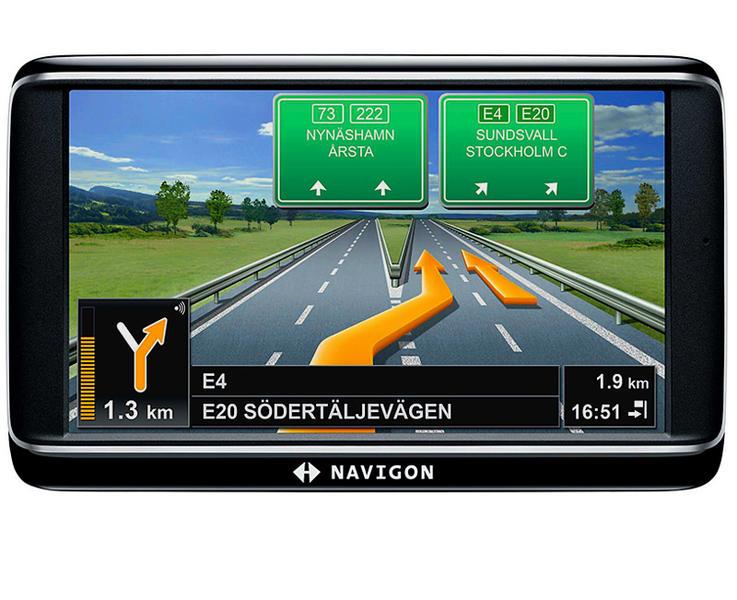 Specs för Navigon 70 Plus (Europa) GPS-navigator ...