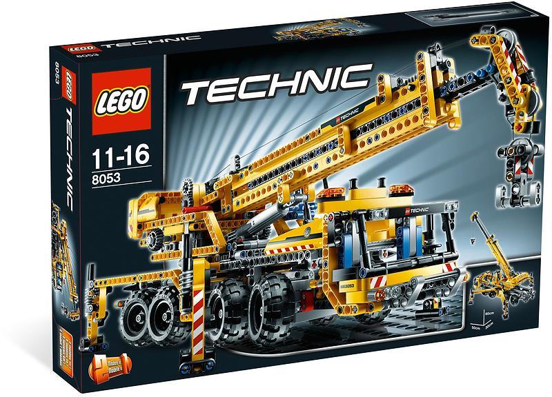Best Deals On Lego Technic 8053 Mobile Crane Lego