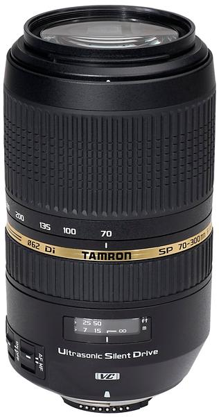 Tamron AF SP 70-300/4,0-5,6 Di VC USD for Canon