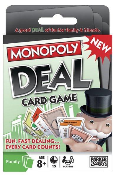 monopol kortspill